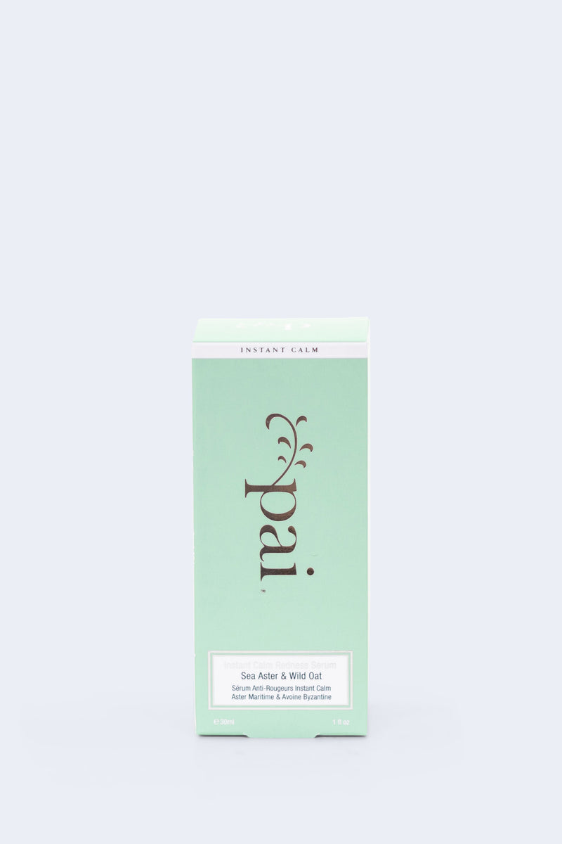Sea Aster and Wild Oat Instant Calm Redness Serum
