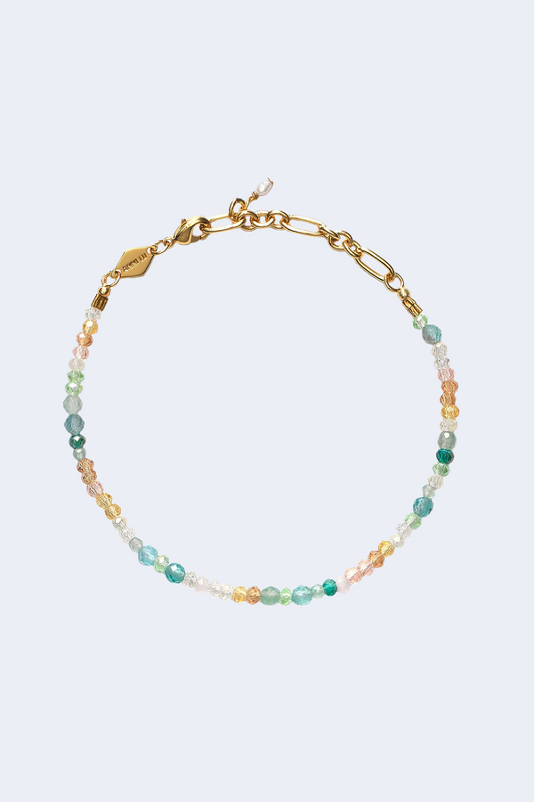 Cloudy Bay Pfeiffer Beach Bracelet in Gold