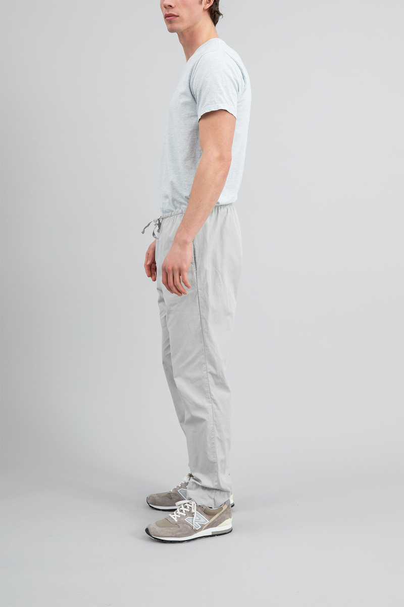 Poplin Haven Pant in Cement