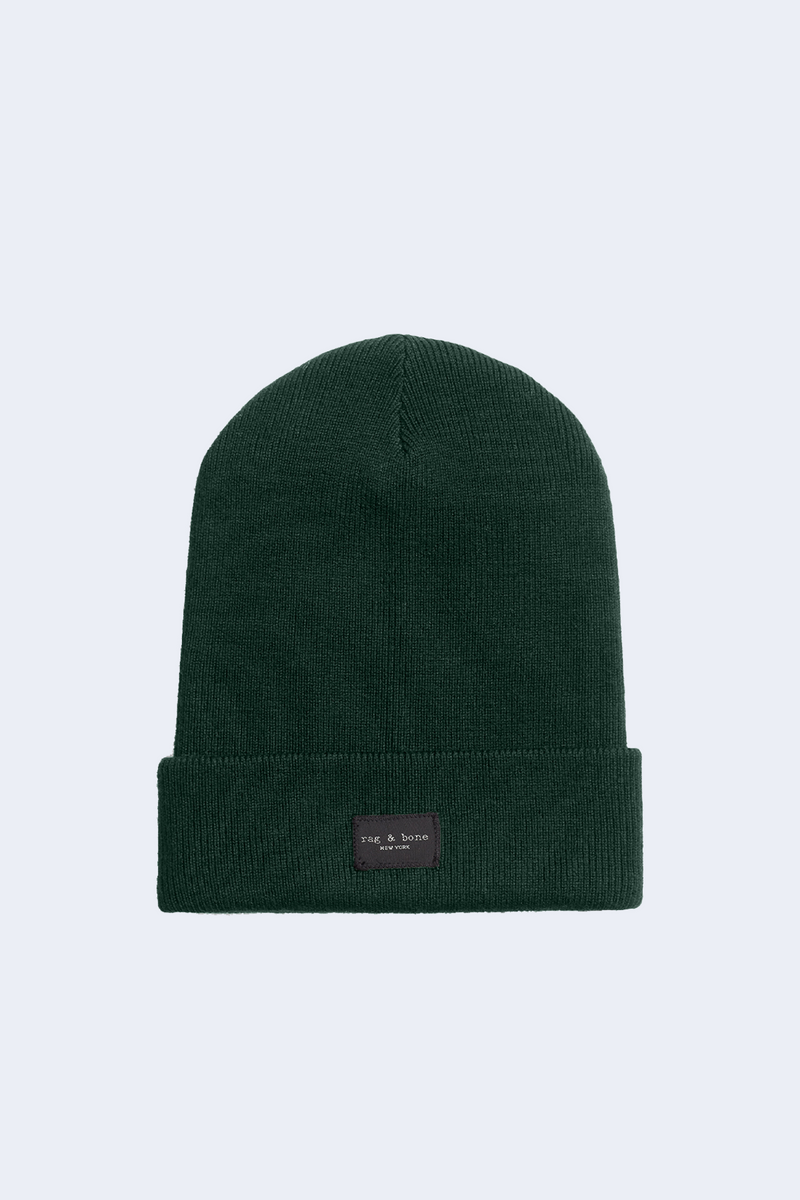 Men's Addison Beanie in Hidden Forest
