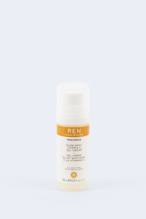 Radiance Glow Daily Vitamin C Gel Cream Moisturizer
