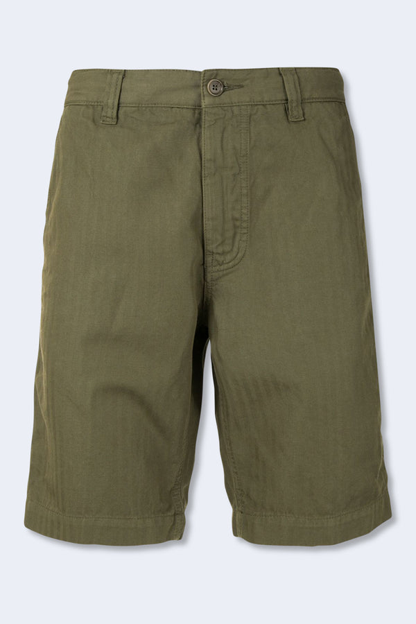 Short Trouser Sportivo Short in Military Green