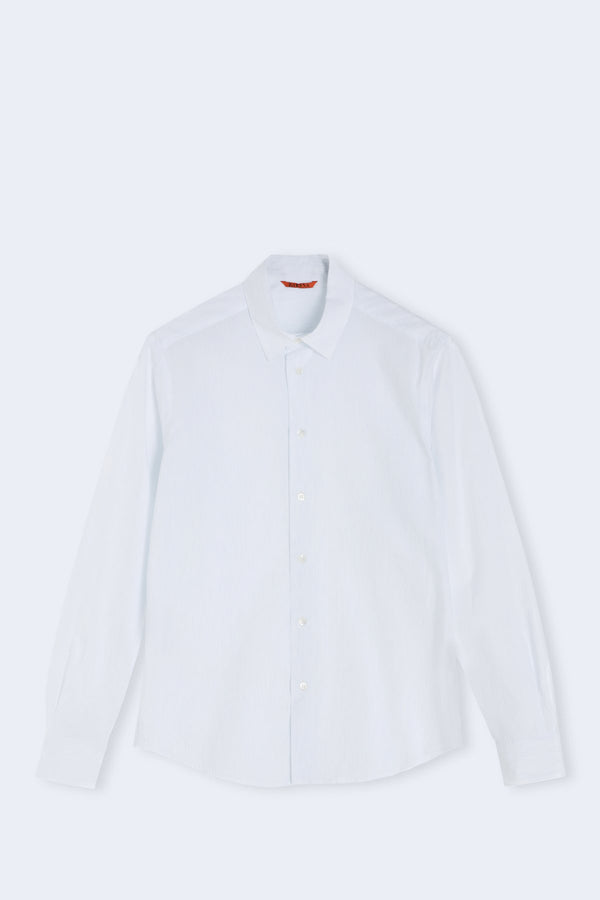 Solex Camicia Button Down Shirt in Bianco