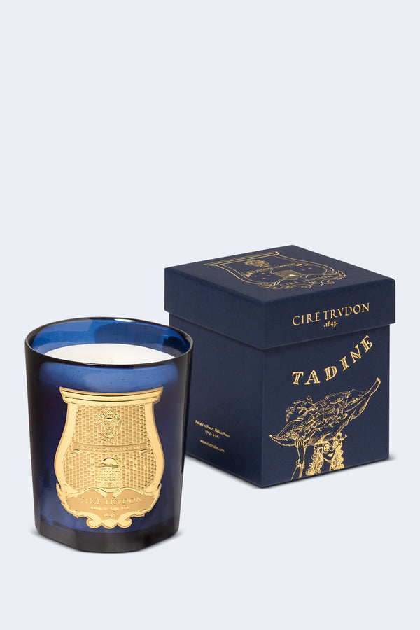 Les Belles Matieres Candle in Tadine