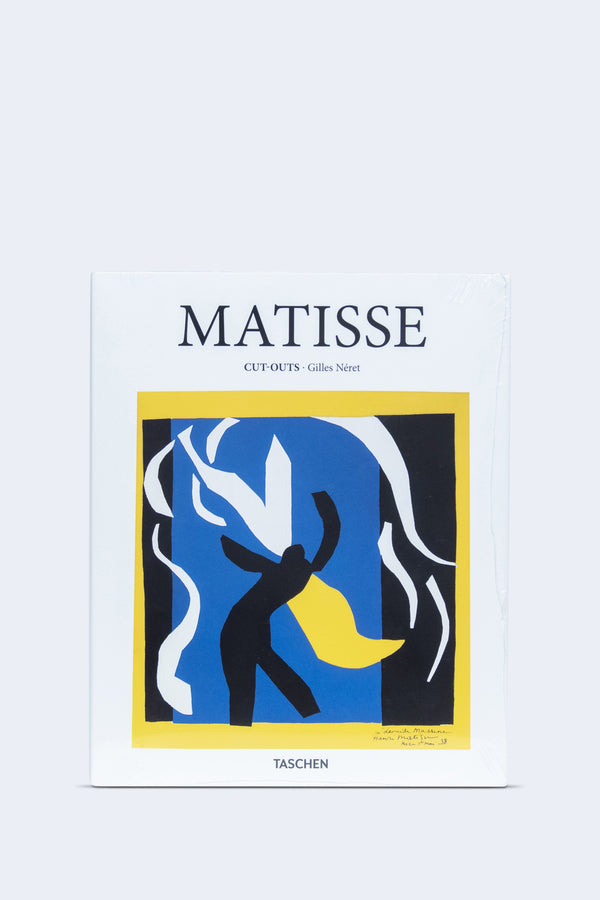 Matisse Cut Outs Book