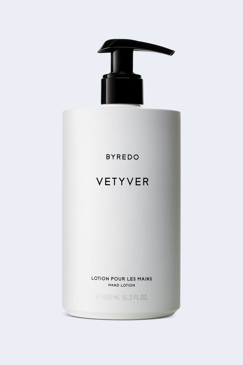 Vetyver Hand Lotion
