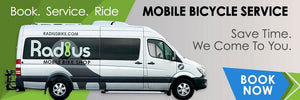 Radius Mobile Bike Shop Onsite Service | NOW BOOKING