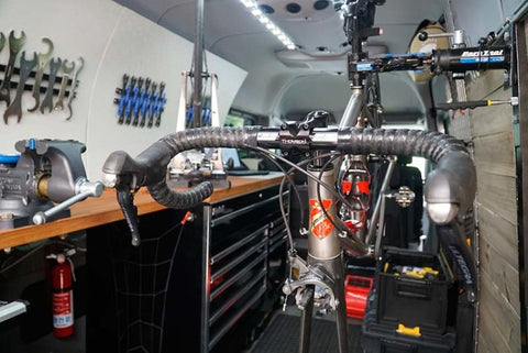 Bicycle Service - Onsite Bicycle Service - Radius Mobile Bike Shop | Lancaster, PA