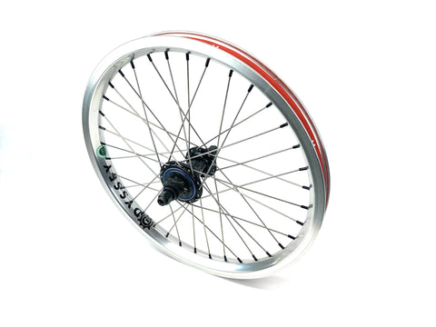 Profile Z Coaster Odyssey Aerospace GSport Taper-hex Wheelsmith Spokes Rear 14mm RHD Wheel