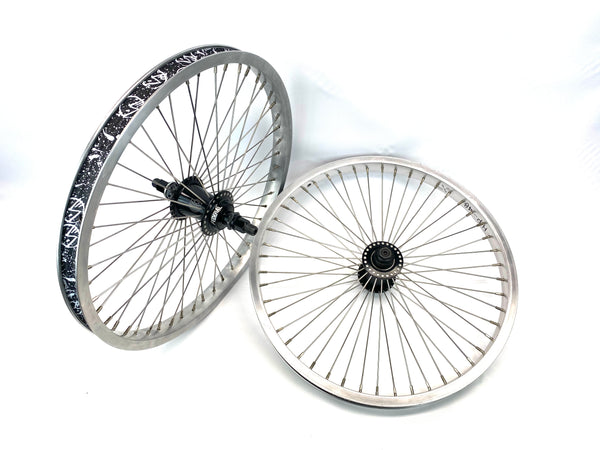 "Peregrine HP 48 G-Sport Monkey Federal Freecoaster 20"" BMX Wheelset"