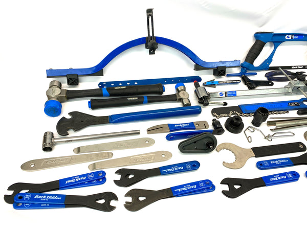 Professional Bicycle Tools Park Abbey Pedro Lot Bike Shop