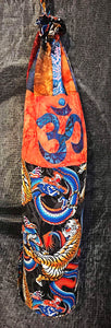 Ohm Tiger Dragon Yoga Mat Bag - Bohemian Moon Boutique