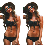 Magnificent Sexy Women Bandage Push-up Bikini Set - Bohemian Moon Boutique