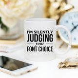 Graphic Designer Coffee Mug - Gifts For Graphic - Bohemian Moon Boutique