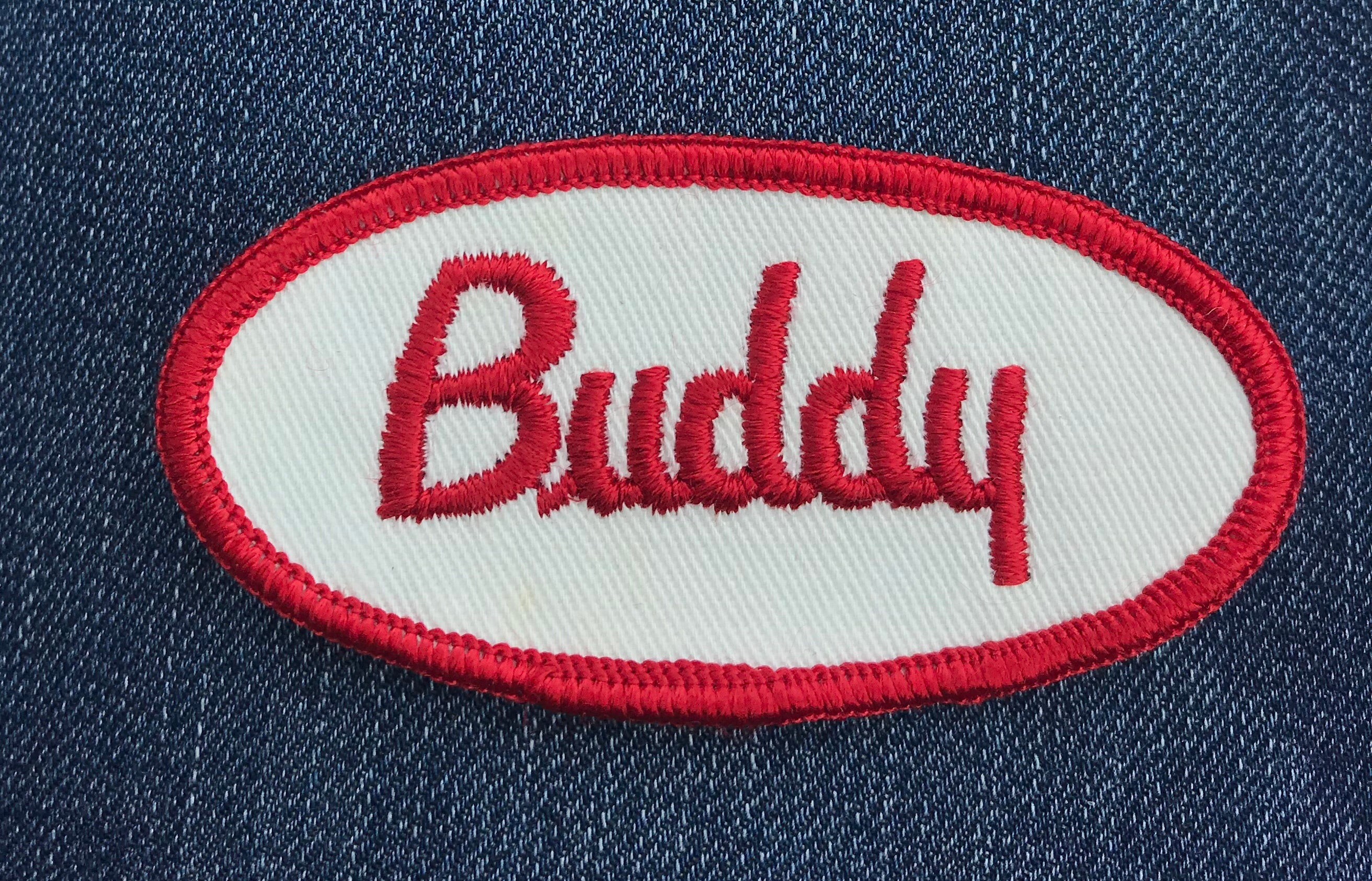 Vintage Retro Mechanic Name Patches Pin Up Rockabilly - Bohemian Moon Boutique