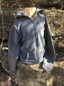 Ride Like The Wind Upcycle Childrens Hoodie - Bohemian Moon Boutique