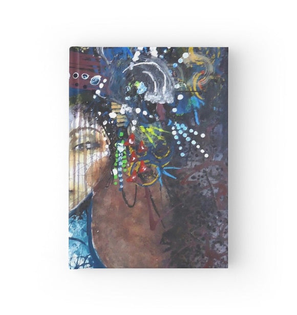 Hard Cover Artisan Journal - Bohemian Moon Boutique