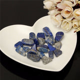 Natural Blue Lapis Lazuli Rock Rough Stone - Bohemian Moon Boutique
