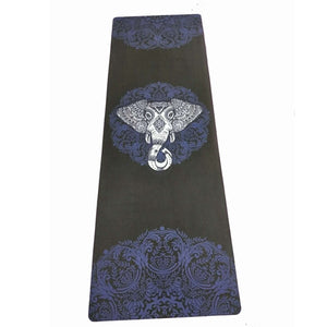 Elephant Yoga/Meditation/Pilates Mat - Bohemian Moon Boutique