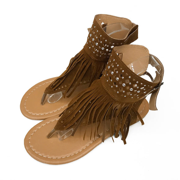 Women's Gypsy Fringe Festival Sandals