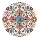Morocco Ethnic Round Carpets India Rug - Bohemian Moon Boutique