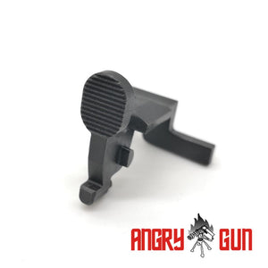ANGRY GUN STEEL CNC BOLT STOP FOR MARUI MWS GBB - STANDARD VERSION