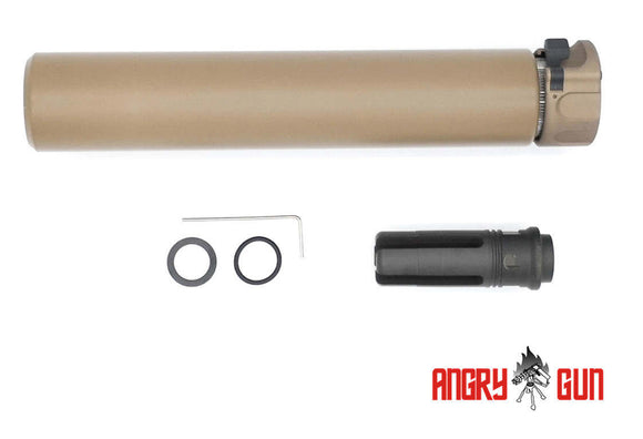 SOCOM762 DUMMY SILENCER (FULL MARKING VERSION)