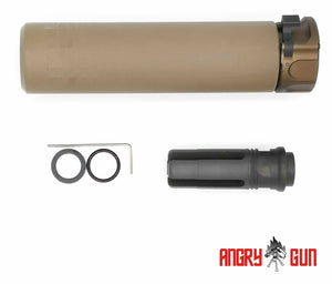 SOCOM556 DUMMY SILENCER (Full Marking Version)