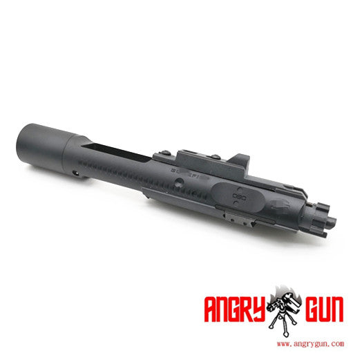 ANGRY GUN COMPLETE MWS HIGH SPEED BOLT CARRIER WITH MPA NOZZLE - SFOBC STYLE