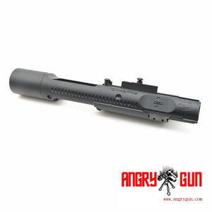 ANGRY GUN MWS HIGH SPEED BOLT CARRIER - SFOBC STYLE