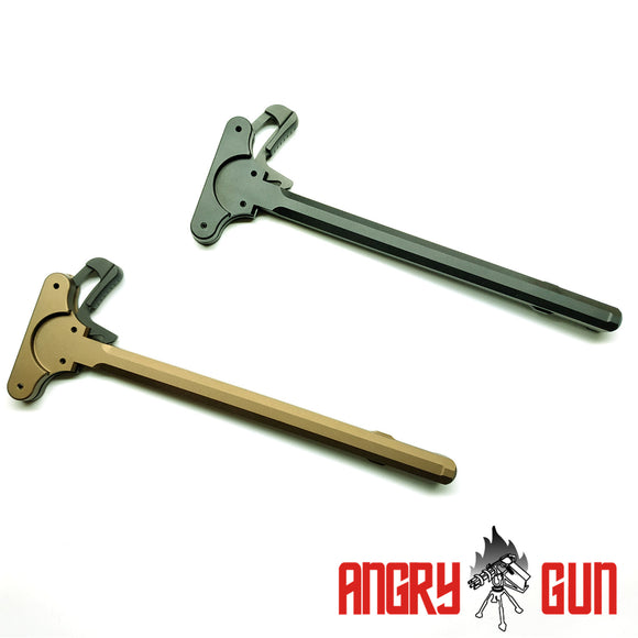 HK STYLE AMBI CHARGING HANDLE FOR MARUI M4 MWS/MTR SERIES
