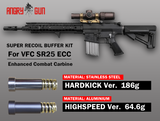 VFC SR25ECC Super Recoil Buffer kit - Hard Kick Ver.