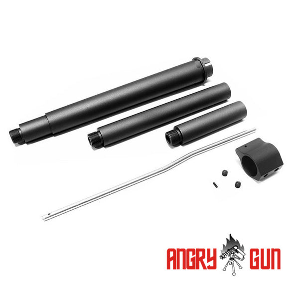 Angry Gun WCRS Outer Barrel Kit for KSC/KWA M4 GBB