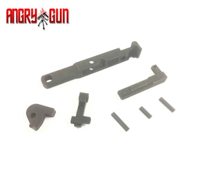 Angry Gun CNC Steel Trigger Base Set for TM M40A5