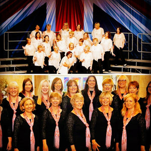 March profit sharing - Cleeve Harmony Chorus