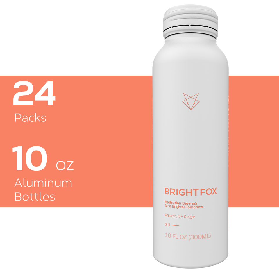 BrightFox Grapefruit Ginger Still