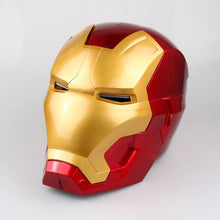 Load image into Gallery viewer, Avengers Marvel Legends Iron Man Electronic Helmet