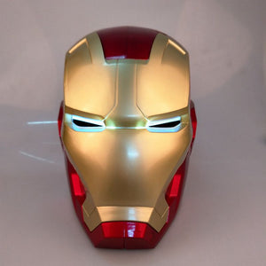 Avengers Marvel Legends Iron Man Electronic Helmet
