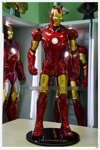 1/2 Scale Super Hero Iron Man MK3 Tony Strak