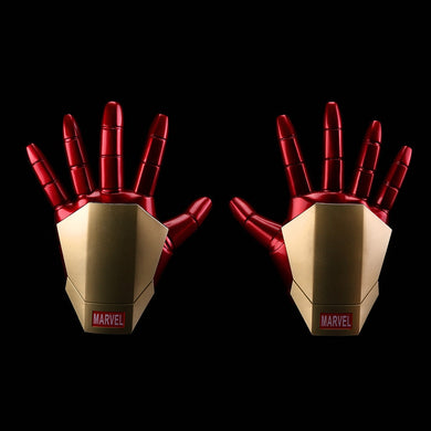 2PCS/SET Iron Man Gloves with LED