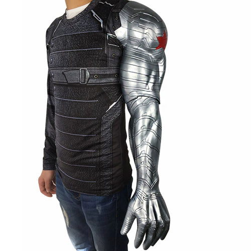 Arm Captain America Cosplay
