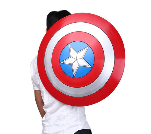 1:1 Marvel Cosplay Gear Captain America Shield