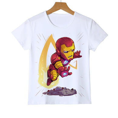 Avengers Super Hero Kids T-Shirt