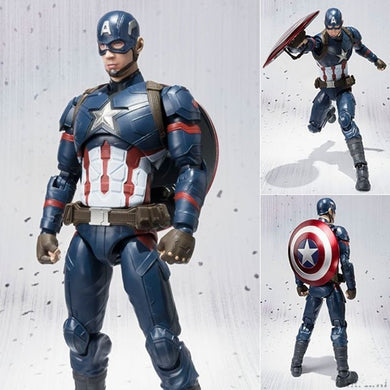 Marvel Avengers Captain America Action Figure