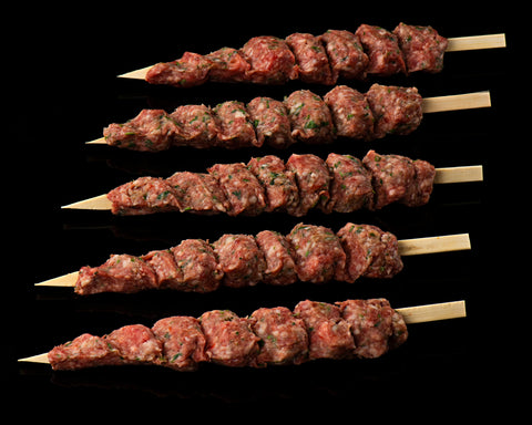 COUNTRY STYLE BEEF KABAB (US Certified Angus)
