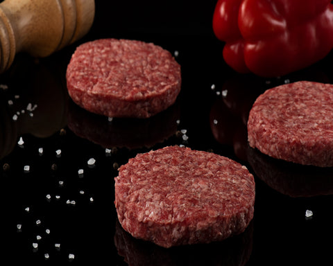 CLASSIC BEEF BURGER (US Certified Angus)