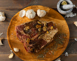 SEASONED T-BONE STEAK (US Certified Angus)
