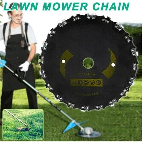 High-Powered Grass Cutter