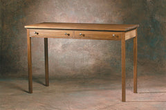 UMBRA desk-walnut, 2 drawer