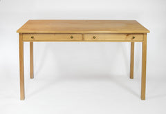 UMBRA desk-maple, 2 drawer